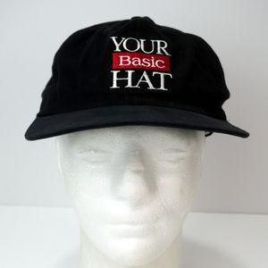 d3e3bacc Vintage Phillip Morris Cigarettes YOUR BASIC HAT